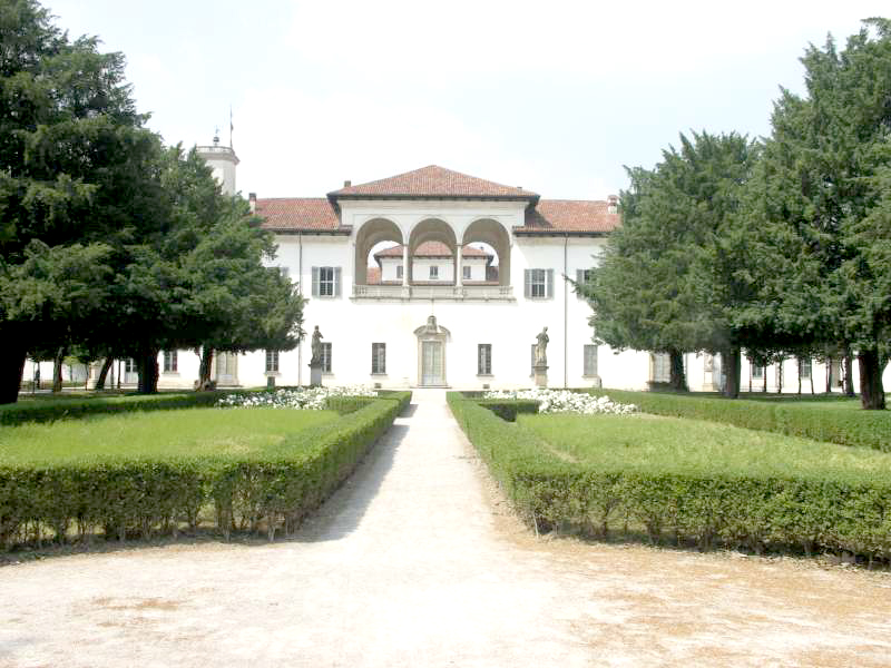 Palazzo arese borromeo edilfrair for 2000 arredamenti cesano maderno